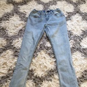 Skinny Low Waisted Levi's Jeans